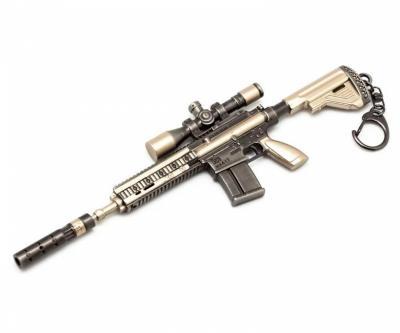 Брелок Microgun M винтовка Heckler und Koch HK 417