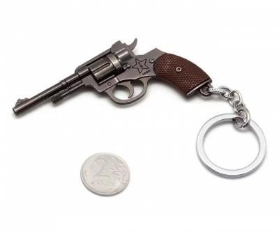 Брелок Microgun SR револьвер Nagant
