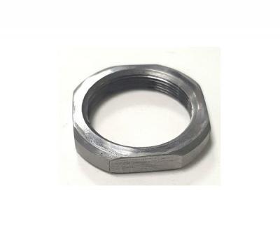 Гайка для дульных насадок M-22 х 0,75, ВПО 205/206, Сайга, сталь 40х13, ключ 27