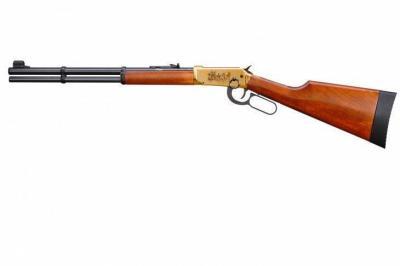 Пневматическая винтовка Umarex Walther Lever Action Gold (дерево)