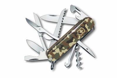 Нож складной Victorinox Huntsman 1.3713.94 (91 мм, камуфляжный)