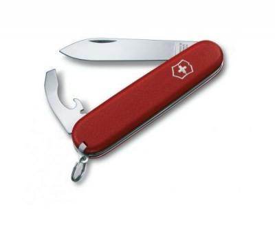 Нож складной Victorinox EcoLine Bantam 2.2303 (84 мм, красный)