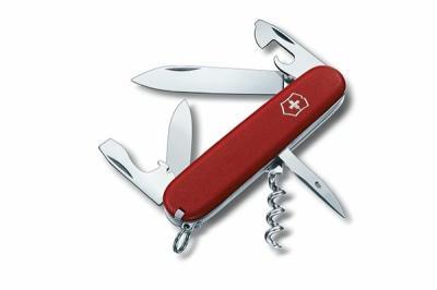 Нож складной Victorinox EcoLine Spartan 3.3603 (84 мм, красный)