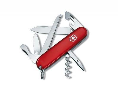 Нож складной Victorinox EcoLine Camper 3.3613 (91 мм, красный)