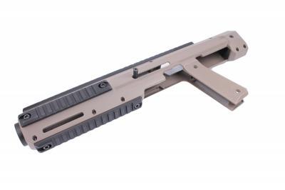 Конвершн кит (H-02) для 1911 AABB Carbine Conversion Kit for Marui M1911/MEU (Black)