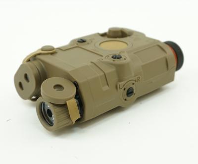Тактический блок (фонарь с ЛЦУ) VFC AN/PEQ-15 ATPIAL Tan
