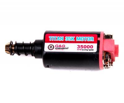 Мотор G&G Titan высокоскоростной длинного типа (G-10-094)