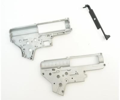 Стенки гирбокса G&G 2-й версии с блоубеком, 8 мм подшипники (G-16-029)