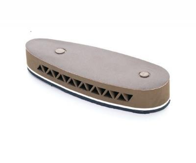 Тыльник для приклада 20 мм, с кожаной накладкой, вентилируемый (BC018)