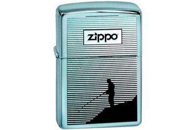 Зажигалка Zippo 250 Fishing (220.086)