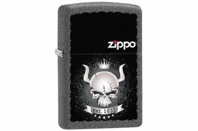 Зажигалка Zippo 28660 Skull Сrown