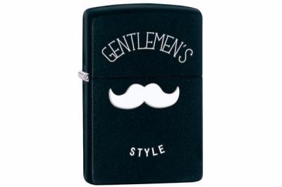 Зажигалка Zippo 28663 Gentlemens Style
