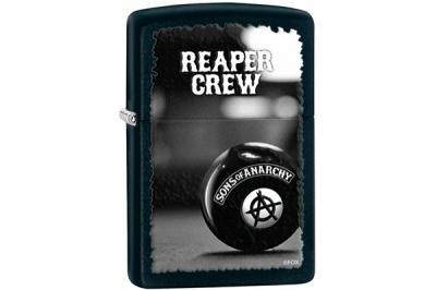 Зажигалка Zippo 28677 Reaper Crew