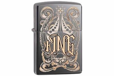 Зажигалка Zippo 28798 King
