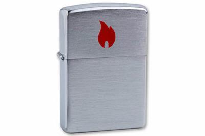 Зажигалка Zippo 200 Red Flame 872.073