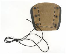 Крага Archezon 16 см (замша, резинка) AMG-8114