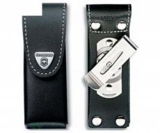 Чехол Victorinox 4.0523.31 (кожа, для ножей 111 мм, с поворотной клипсой)