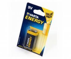 Батарея Varta Energy 4122 9V BL1 (крона)