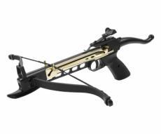 Арбалет-пистолет Man Kung MK-80A4AL Cobra (алюминий, с упором)