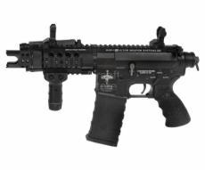 Страйкбольный автомат King Arms Vltor M4 Pistol (KA-AG-122)