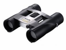 Бинокль Nikon Aculon A30 10x25, серебристый