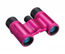 Бинокль Nikon Aculon W10 8x21, розовый