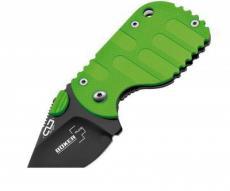 Нож складной Boker 01BO594 Subcom Zombie (зеленая рукоять)
