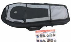 Чехол-рюкзак Leapers UTG на плечо, 86x35,5 см, серый/черный (PVC-PSP34BG)