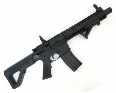 Пневматическая винтовка Crosman DPMS SBR Full Auto (M16, 3 Дж)