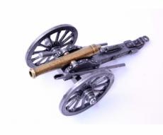 Пушка декоративная (США, 1861 г., Гражданская война) DE-422