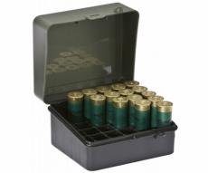 Коробка Plano 25 патронов, калибр 12-16 магнум, 121701