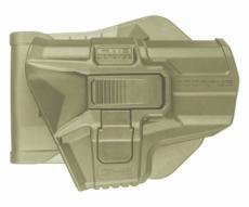 Кобура поворотная с кнопкой Fab Defense MX G-9SR для Glock 9 мм (койот)