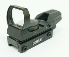 Коллиматорный прицел Combat 1x22x33 открытый