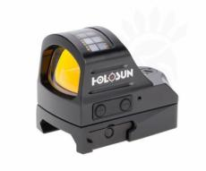 Коллиматорный прицел Holosun Open Elite micro HE407C-GR, Weaver/Picatinny