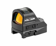 Коллиматорный прицел Holosun Open Reflex micro HS407C, Weaver/Picatinny
