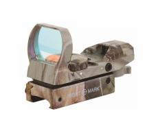 Коллиматорный прицел Sightmark Sure Shot, панорамный, 4 марки, 7 ур., камуфляж (SM13003C)