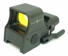 Коллиматорный прицел Sightmark Ultra Shot QD Digital Switch, панорамный, 4 марки (SM14000)