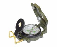 Компас ДС 45-5В, мет. корпус, зеленый