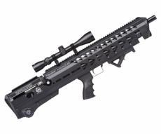 Пневматическая винтовка Kral Puncher Armour (PCP, прицел, 3 Дж) 6,35 мм