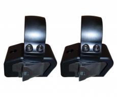 Weaver/Picatinny - Быстросъемные кольца Innomount 25,4 мм