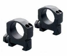 Кольца стальные Mark 4 на Weaver 26 мм средние, матовые, винтовой зажим