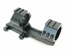 Кронштейн 30 мм быстросъемный монолит на Weaver, с выносом, тройное кр-ние колец (BH-MS34)