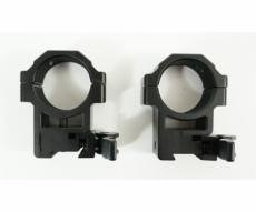 Кольца 30 мм быстросъемные на Weaver, в блистере (BH-RS36)
