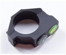 Кольцо 25,4 мм с уровнем для прицела и компасом (BH-RS43)