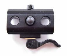 Крепление-адаптер быстросъемное для сошек на Weaver с антабкой (P24-0103)