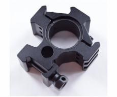 Кольцо 25/30 мм быстросъемное на Weaver, с 3 планками (P24-0116)