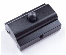 Крепление-адаптер для сошек на Weaver с антабкой (P24-0125)
