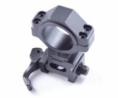Кольцо 25/30 мм быстросъемное на Weaver, высота 27 мм (P24-0131)