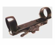 Быстросъемный кронштейн CA 30 мм на основания CA (длина базы 115, расстояние между кольцами 100)