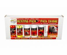 Охотничий набор Buck Expert (кабан) приманки и нейтрализаторы с DVD